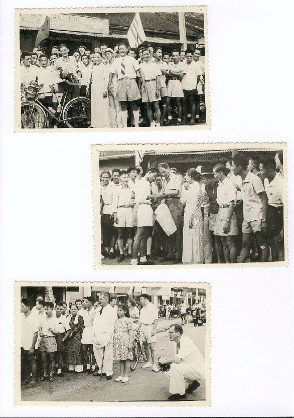 Câu chuyện về Lionel Brans - người đàn ông đầu tiên đạp xe từ Pháp đến Sài Gòn: Gặp thổ phỉ, sói hoang là chuyện thường, ăn uống kham khổ nhưng vượt lên tất cả vì lòng ái quốc - Ảnh 3.