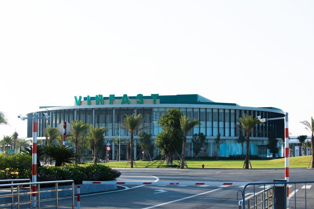 vinfast - 632a8704 1557962871444943680699 - Hé lộ hình ảnh bên trong nhà máy sản xuất ô tô sắp khánh thành của VinFast