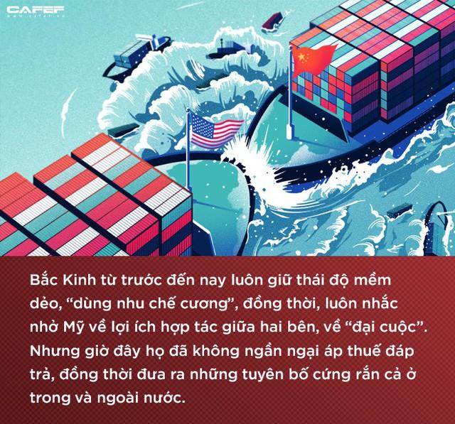 """Thấy gì từ cú """"lật ngược"""" của Trung Quốc trong cơn bão thương mại Mỹ - Trung? - Ảnh 3."""