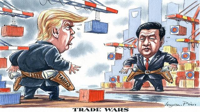 Nếu Trump gây sự với một nước nhỏ hơn thì chuyện đã khác! - Ảnh 1.