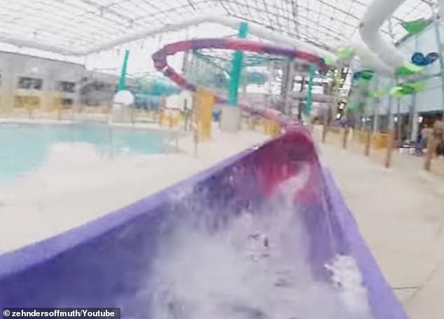 Lần đầu tiên được chơi trượt ống ở công viên nước, bé gái 10 tuổi thiệt mạng vì quá phấn khích - Ảnh 6.