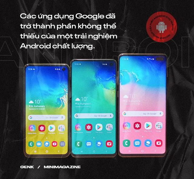 huawei - 1 15584205263691347452156 - Nhìn thấu bản chất: Android mã nguồn mở, vậy Huawei tự phát triển Android riêng có được không?