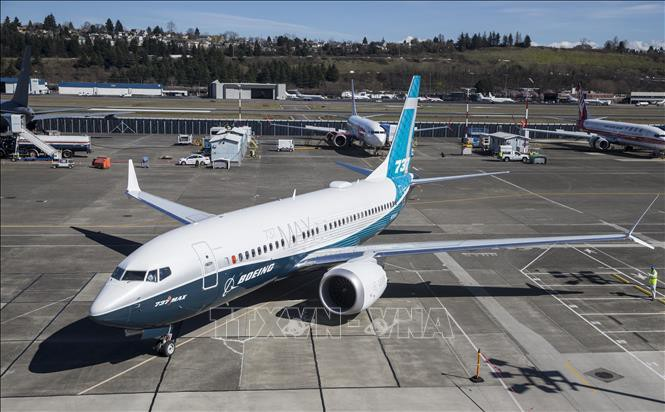 boeing 737 max - photo 1 1558427041274690020238 - Dự báo kỷ lục của ngành hàng không Mỹ bất chấp sự cố Boeing 737 MAX