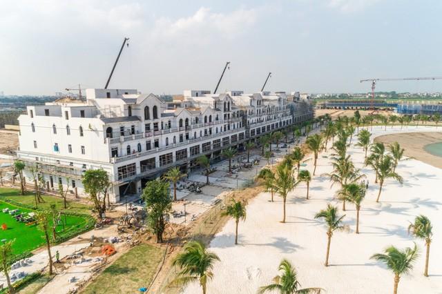 Cận cảnh tiến độ đại đô thị Vinhomes Ocean Park Gia Lâm, siêu dự án lớn nhất từ trước đến nay của Vingroup tại Hà Nội  - Ảnh 16.