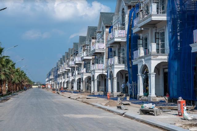 Cận cảnh tiến độ đại đô thị Vinhomes Ocean Park Gia Lâm, siêu dự án lớn nhất từ trước đến nay của Vingroup tại Hà Nội  - Ảnh 7.