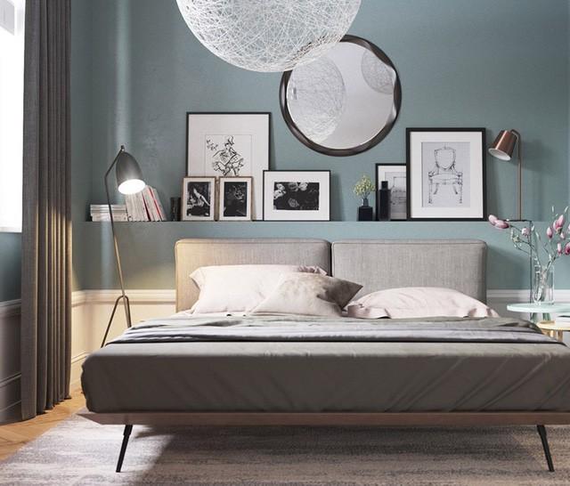 Căn hộ có 3 phòng ngủ rộng rãi nhờ cách sắp xếp nội thất - Ảnh 5.