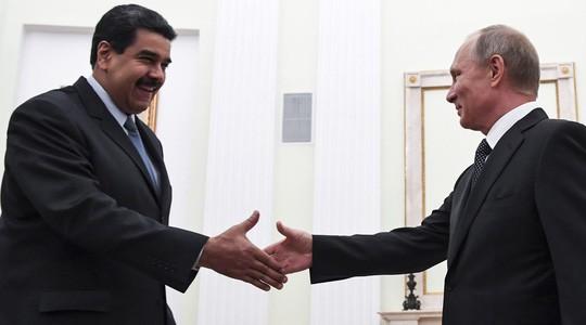 Venezuela nhờ Huawei phát triển mạng 4G - Ảnh 1.