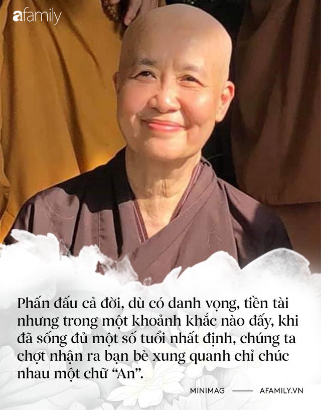 Nguyễn Dzoãn Cẩm Vân - Qua bao truân chuyên để thành Huyền thoại của gian bếp Việt, cuối cùng vì chữ An mà buông bỏ tất cả  - Ảnh 16.