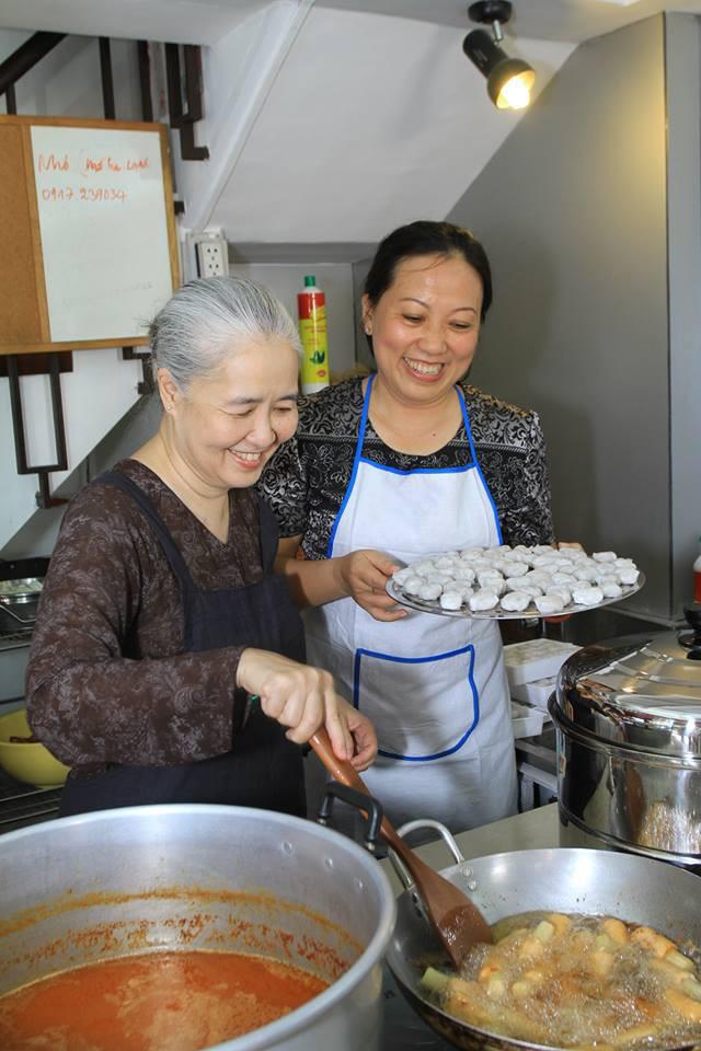 Nguyễn Dzoãn Cẩm Vân - Qua bao truân chuyên để thành Huyền thoại của gian bếp Việt, cuối cùng vì chữ An mà buông bỏ tất cả  - Ảnh 6.