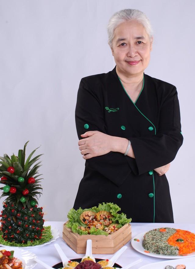 Nguyễn Dzoãn Cẩm Vân - Qua bao truân chuyên để thành Huyền thoại của gian bếp Việt, cuối cùng vì chữ An mà buông bỏ tất cả  - Ảnh 9.
