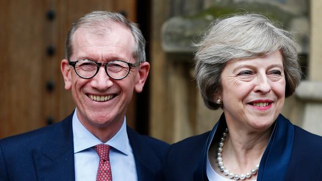 """theresa may - photo 1 15589254614091364087662 - Triết lý sống """"phải hành động, đừng nói suông"""" và những khoảnh khắc đời thường đến không ngờ của người đàn bà thép Theresa May"""