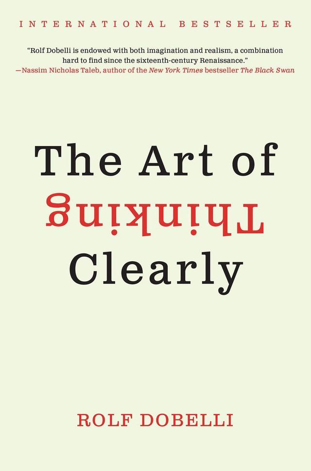 Những cuốn sách hay nhất về tư duy phản biện (P1) - Ảnh 3.