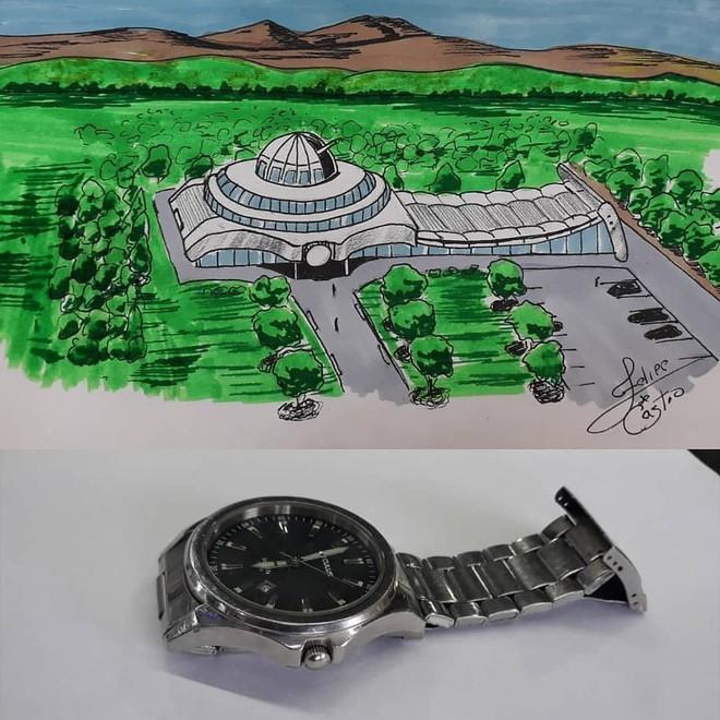 felipe - photo 2 1558941736793599675277 - KTS biến những đồ vật quen thuộc thành công trình kiến trúc với thiết kế không tưởng