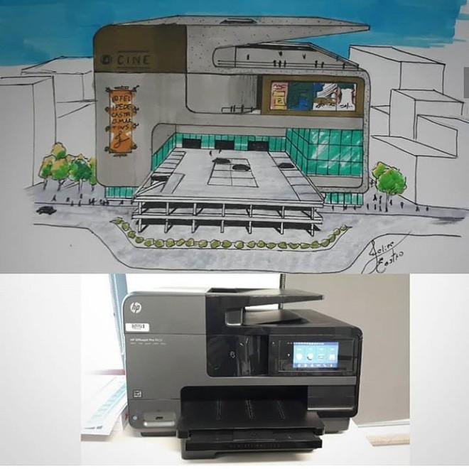 felipe - photo 4 15589417367981480611722 - KTS biến những đồ vật quen thuộc thành công trình kiến trúc với thiết kế không tưởng