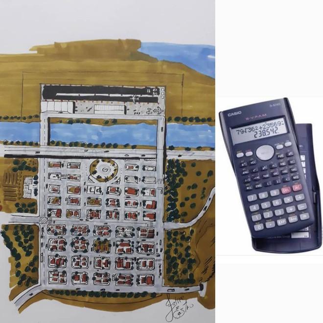 felipe - photo 5 155894173680037507647 - KTS biến những đồ vật quen thuộc thành công trình kiến trúc với thiết kế không tưởng