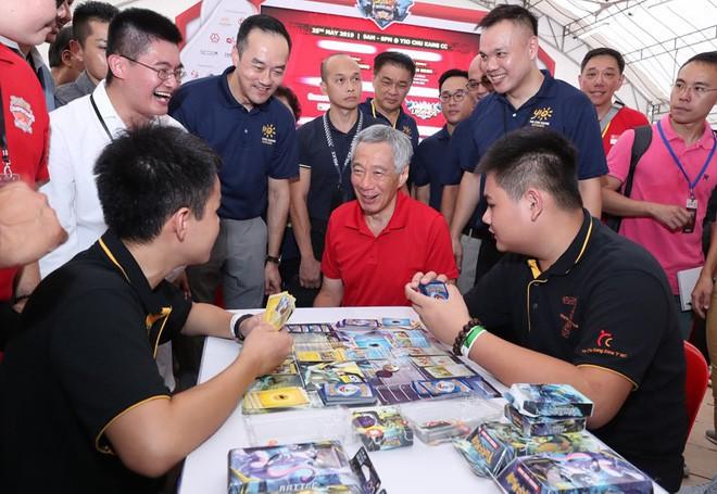 esport - 2 1559025898566199141453 - Thủ tướng Singapore Lý Hiển Long đánh Dota 2, bày tỏ sự ủng hộ nền công nghiệp Esport nước nhà