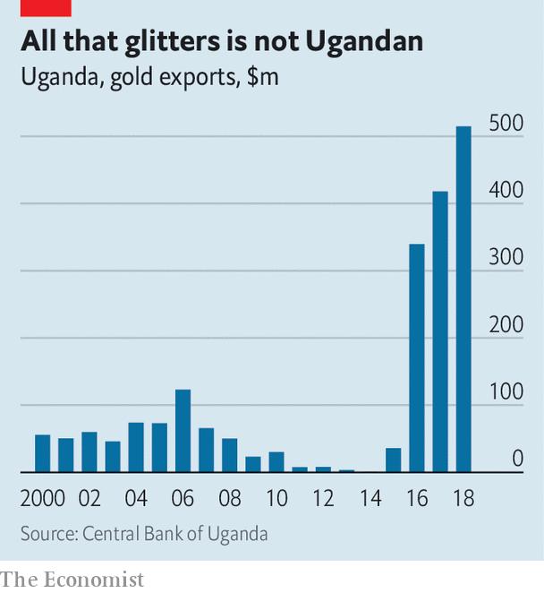 Bí mật giúp quốc gia nhỏ hơn cả Việt Nam này xuất khẩu vàng nhiều hơn lượng khai thác - Ảnh 2.
