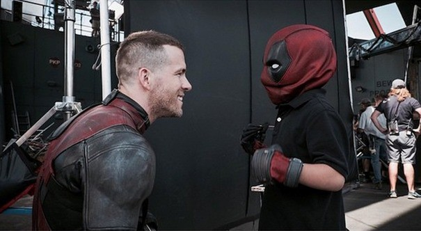 Chỉ một phần nữa thôi, Deadpool sẽ đoàn tụ Spider-man! - Ảnh 2.