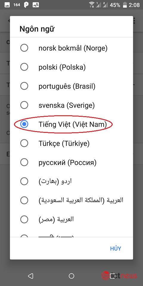 Hướng dẫn sử dụng Google Assistant tiếng Việt trên Android - Ảnh 7.