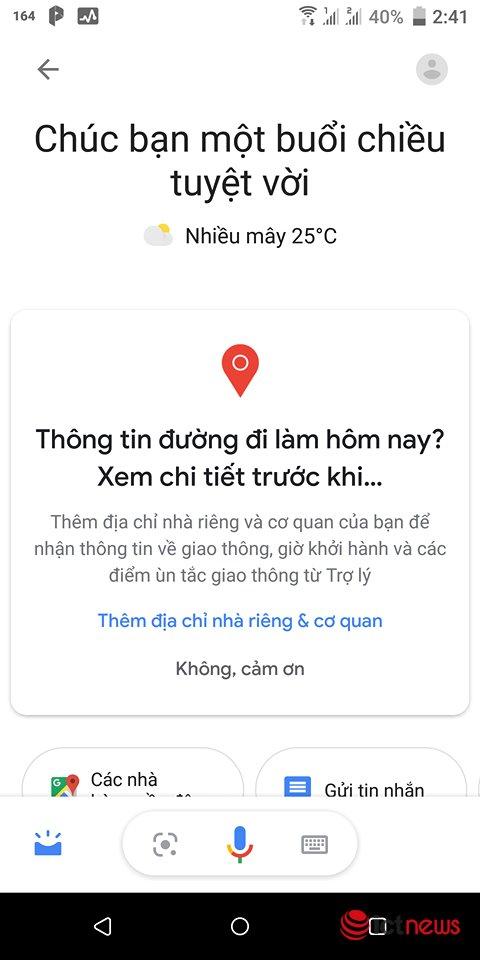 Hướng dẫn sử dụng Google Assistant tiếng Việt trên Android - Ảnh 10.