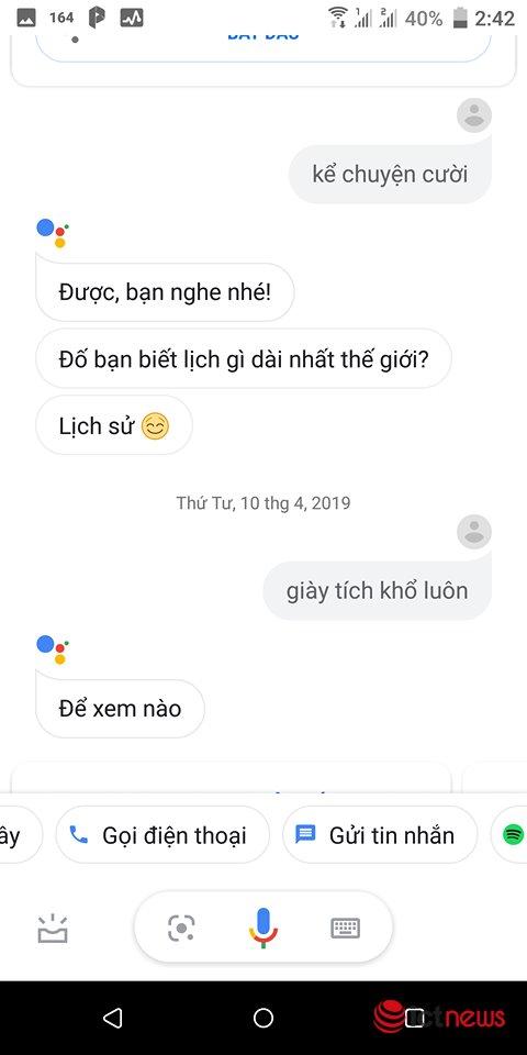 Hướng dẫn sử dụng Google Assistant tiếng Việt trên Android - Ảnh 11.