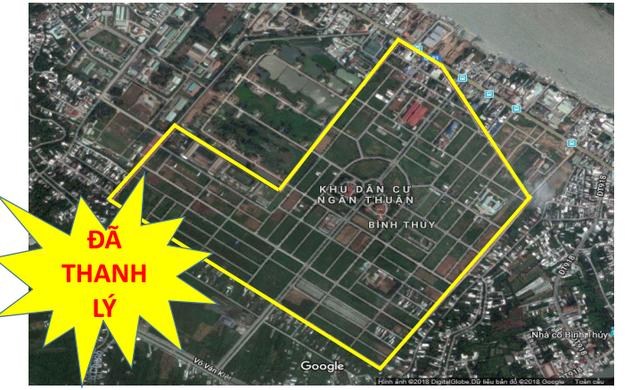 Sacombank vừa thanh lý xong khối bất động sản khủng ở Cần Thơ, có thể thu về hàng nghìn tỷ đồng - Ảnh 1.