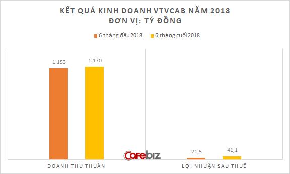 Cắt sóng 23 kênh truyền hình, VTVCab kinh doanh thế nào trong năm 2018? - Ảnh 1.