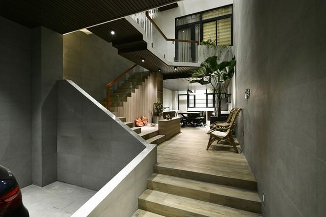 Ngôi nhà có thiết kế mở kết nối mọi thành viên - Ảnh 3.