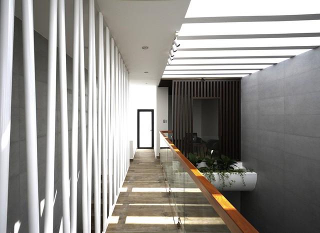 Ngôi nhà có thiết kế mở kết nối mọi thành viên - Ảnh 5.