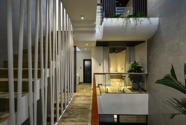 Ngôi nhà có thiết kế mở kết nối mọi thành viên - Ảnh 6.