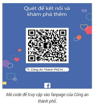 Công an Hà Nội mở kênh tiếp nhận thông tin về an ninh trật tự qua Facebook - Ảnh 1.