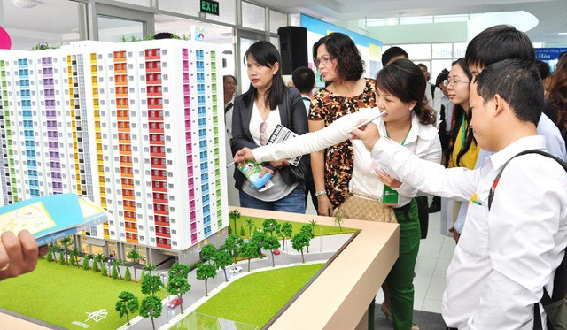 Nhà đầu tư bất động sản chuộng lướt sóng đất nền - Ảnh 1.