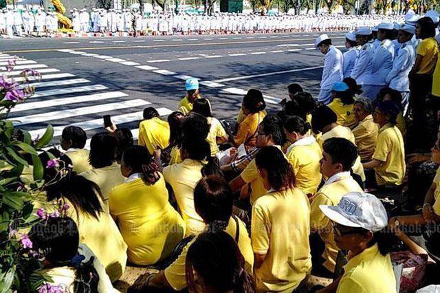 Toàn cảnh lễ đăng quang của Nhà vua Thái Lan Rama X - Ảnh 15.