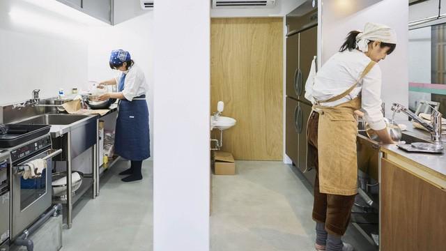 Nhà hàng ảo lên ngôi trong xu thế giao đồ ăn nhanh tại châu Á - Ảnh 1.