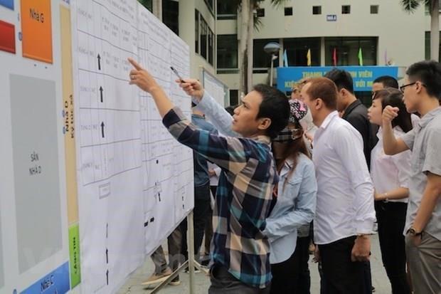 Hàn Quốc tạm dừng nhận lao động từ 40 quận, huyện của Việt Nam - Ảnh 1.