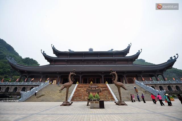 Cảnh hoành tráng của khu trung tâm hội nghị quốc tế tại chùa Tam Chúc - nơi diễn ra đại lễ Vesak Liên Hợp Quốc 2019 - Ảnh 1.