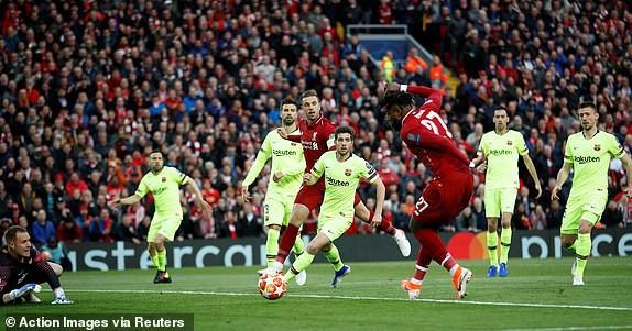 Liverpool đè bẹp Barcelona, tiến vào CK Champions League sau cuộc lội ngược dòng kỳ vĩ - Ảnh 1.
