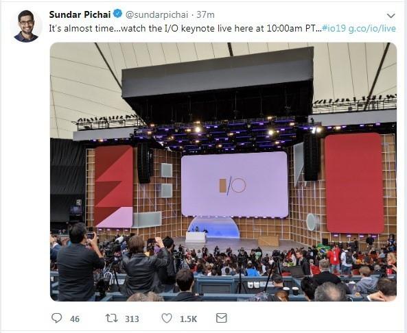 Google I/O 2019: Giám đốc điều hành Google Sundar Pichai sẽ tiết lộ gì - Ảnh 2.
