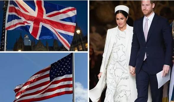 Đặc quyền độc nhất vô nhị của con trai Meghan: Tương lai vừa có thể tranh cử Tổng thống Mỹ đồng thời kế vị ngai vàng nước Anh - Ảnh 1.