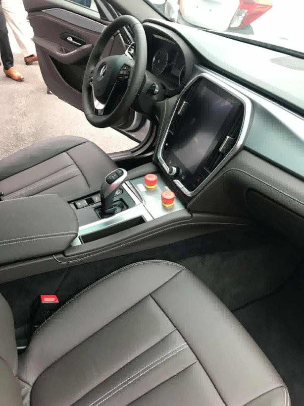 VinFast bất ngờ đưa xe SUV Lux V8 về Việt Nam - Ảnh 2.