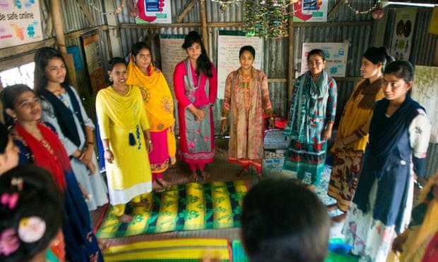 """Nỗ lực tự cứu chính mình của những """"cô dâu 8 tuổi"""" ở Ấn Độ và một thế hệ đứng lên chống lại hủ tục - Ảnh 2."""