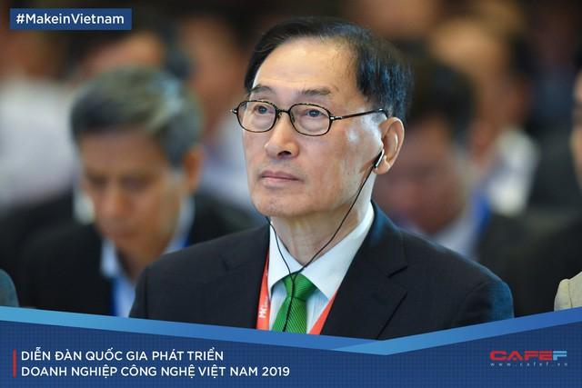 Những cung bậc cảm xúc tại Diễn đàn quốc gia Phát triển doanh nghiệp công nghệ Việt Nam 2019 - Ảnh 5.