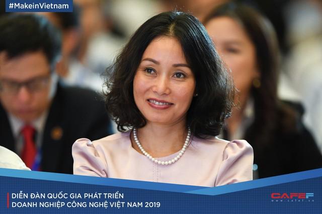 Những cung bậc cảm xúc tại Diễn đàn quốc gia Phát triển doanh nghiệp công nghệ Việt Nam 2019 - Ảnh 9.