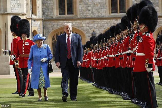 Tổng thống Trump bất ngờ đưa ra lời nhận xét về Meghan Markle chỉ gói gọn trong 1 từ khiến nàng dâu này cũng đủ ngượng chín mặt  - Ảnh 1.