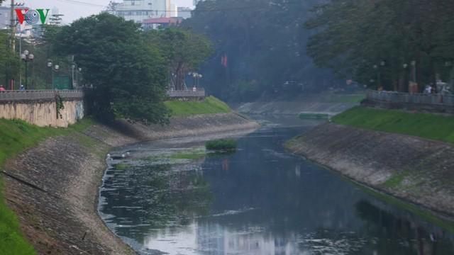 """Nước sông Tô Lịch thay đổi ra sao khi sử dụng """"thần dược"""" Nhật Bản? - Ảnh 8."""