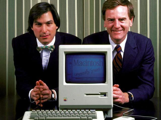 Cựu CEO John Sculley tiết lộ bài học đắt giá về thành công mà ông lĩnh hội được từ Steve Jobs và Bill Gates  - Ảnh 1.