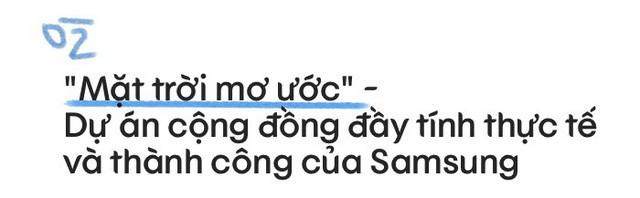 """""""Theo ánh sáng mà đi"""" - Câu chuyện đẹp về cách mà Samsung đã hiện thực hoá một chiến dịch cho cộng đồng - Ảnh 3."""