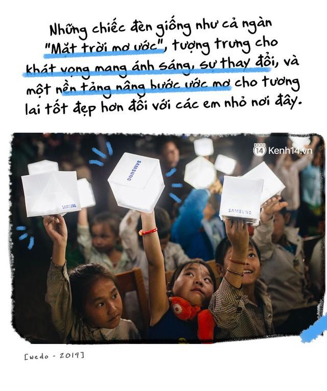 """""""Theo ánh sáng mà đi"""" - Câu chuyện đẹp về cách mà Samsung đã hiện thực hoá một chiến dịch cho cộng đồng - Ảnh 6."""