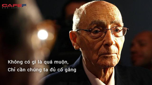50 tuổi, người về hưu an dưỡng tuổi già, kẻ khởi nghiệp từ tay trắng bỗng thành triệu phú: Chẳng bao giờ là quá muộn để thành công!  - Ảnh 2.