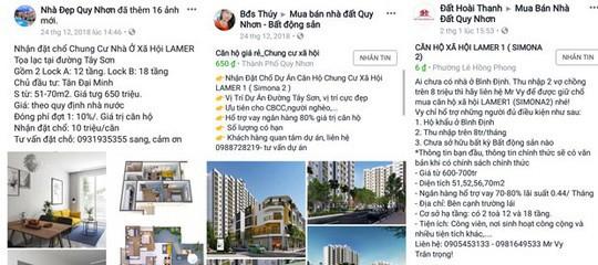 Chủ tịch tỉnh Bình Định: Mua nhà ở xã hội mà đòi bãi đỗ ô tô là vô lý! - Ảnh 1.